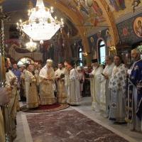 Българският патриарх Неофит възглави литургията за Преображение Господне_9