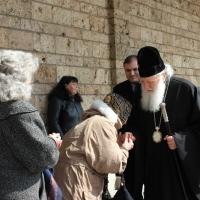 Браницкият еп. Григорий отслужи първата преждеосвещена литургия _2