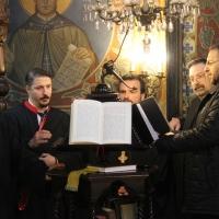 Браницкият еп. Григорий отслужи първата преждеосвещена литургия _3