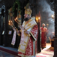 Архиерейска литургия в чест на св. Николай Софийски_10
