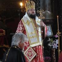 Архиерейска литургия в чест на св. Николай Софийски_1