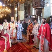 Архиерейска литургия в чест на св. Николай Софийски_3