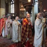 Архиерейска литургия в чест на св. Николай Софийски_6