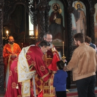 Архиерейска литургия в чест на св. Николай Софийски_8