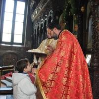 Архиерейска литургия в чест на св. Николай Софийски_9