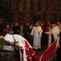 Българският патриарх Неофит отслужи първата част на Богородичния акатист_5