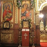 Българският патриарх Неофит отслужи първата част на Богородичния акатист_8