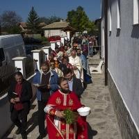 Жителите на радомирското село Друган се сдобиха с нов храм_2
