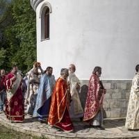 Жителите на радомирското село Друган се сдобиха с нов храм_4