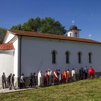 Жителите на радомирското село Друган се сдобиха с нов храм_9