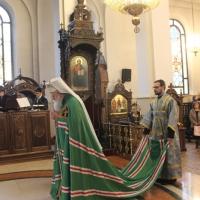 Патриаршеска литургия за Въведение Богородично_8