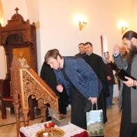 Българският патриарх Неофит се срещна със Запорожския и Мелитополския архиепископ Лука_23