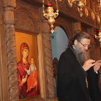 Българският патриарх Неофит се срещна със Запорожския и Мелитополския архиепископ Лука_24