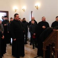 Българският патриарх Неофит се срещна със Запорожския и Мелитополския архиепископ Лука_25