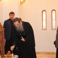 Българският патриарх Неофит се срещна със Запорожския и Мелитополския архиепископ Лука_26