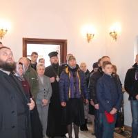 Българският патриарх Неофит се срещна със Запорожския и Мелитополския архиепископ Лука_27