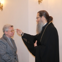 Българският патриарх Неофит се срещна със Запорожския и Мелитополския архиепископ Лука_29