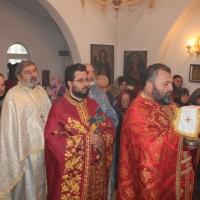 Архиерейска литургия за празника на св. Екатерина_10