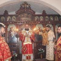 Архиерейска литургия за празника на св. Екатерина_11