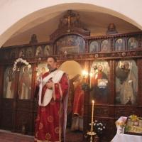 Архиерейска литургия за празника на св. Екатерина_12