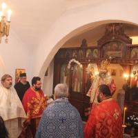 Архиерейска литургия за празника на св. Екатерина_15