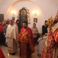 Архиерейска литургия за празника на св. Екатерина_17