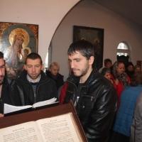 Архиерейска литургия за празника на св. Екатерина_1