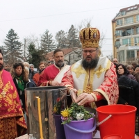 Архиерейска литургия за празника на св. Екатерина_23