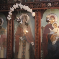 Архиерейска литургия за празника на св. Екатерина_2