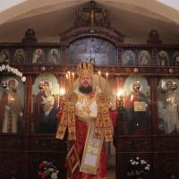 Архиерейска литургия за празника на св. Екатерина_3