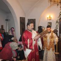 Архиерейска литургия за празника на св. Екатерина_4