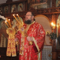 Архиерейска литургия за празника на св. Екатерина_5