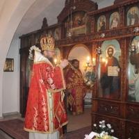 Архиерейска литургия за празника на св. Екатерина_6