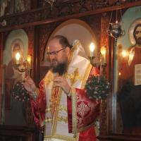 Архиерейска литургия за празника на св. Екатерина_7