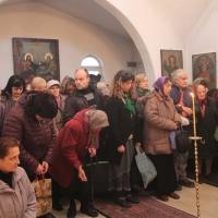Архиерейска литургия за празника на св. Екатерина_8
