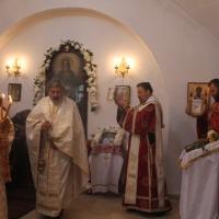 Архиерейска литургия за празника на св. Екатерина_9