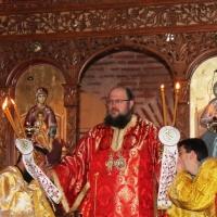 Лития и архиерейска литургия в чест на св. Георги Софийски Най-нови_10