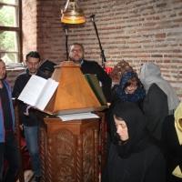 Лития и архиерейска литургия в чест на св. Георги Софийски Най-нови_11