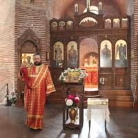 Лития и архиерейска литургия в чест на св. Георги Софийски Най-нови_13