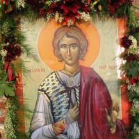 Лития и архиерейска литургия в чест на св. Георги Софийски Най-нови_15