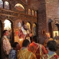 Лития и архиерейска литургия в чест на св. Георги Софийски Най-нови_17