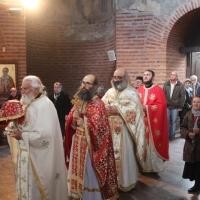 Лития и архиерейска литургия в чест на св. Георги Софийски Най-нови_18