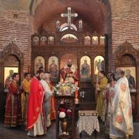Лития и архиерейска литургия в чест на св. Георги Софийски Най-нови_20