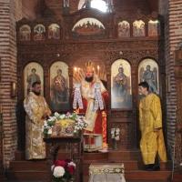Лития и архиерейска литургия в чест на св. Георги Софийски Най-нови_3