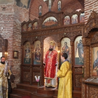 Лития и архиерейска литургия в чест на св. Георги Софийски Най-нови_7