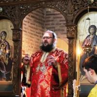 Лития и архиерейска литургия в чест на св. Георги Софийски Най-нови_8