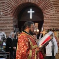Лития и архиерейска литургия в чест на св. Георги Софийски Най-нови_9