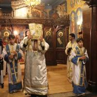 В Богословския факултет бе отслужено Всенощно бдение_10