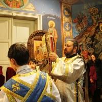 В Богословския факултет бе отслужено Всенощно бдение_11
