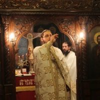 В Богословския факултет бе отслужено Всенощно бдение_12